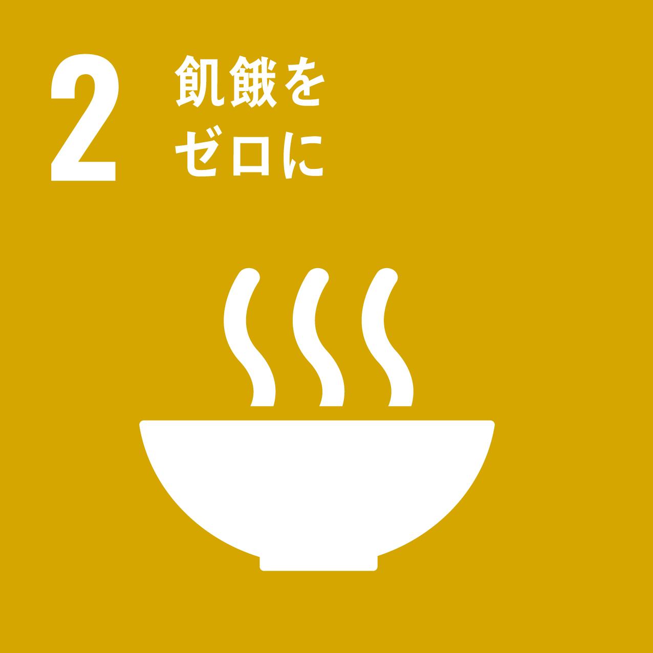 SDGs 飢餓をなくそう